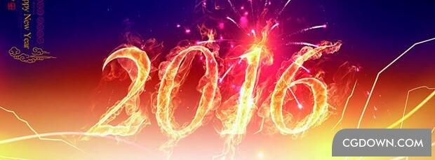2015,片头,开场,企业,震撼,年会,
