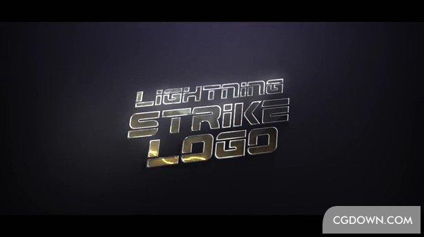 电影,闪电,演绎,游戏,logo,能量,科技,游戏动画,视频素材
