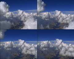 蓝天,白云,天空上方,云端,飞翔,飞行,阳光,云彩