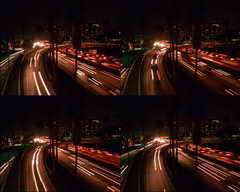 车流,快速,川流不息,经济,节奏,夜晚,繁华视频素材影视模板
