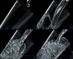 水珠,水滴,慢镜头,倒水,倒酒,倾倒