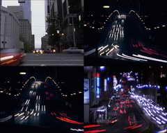快速,繁忙,交通,忙碌,生活节奏视频素材影视模板