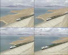 SPJX0228 火车,青藏,铁路视频素材影视模板
