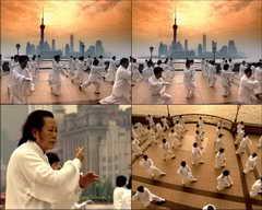 <b>上海,晨练,养生,人物,东方,太极,健康,生命,锻炼</b>