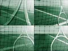 HCTY0041 羽毛球,体育