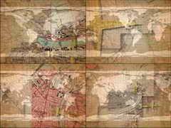 地图,地理,教育,世界,坐标