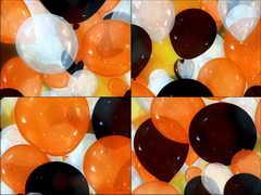 气球,庆典,欢庆
