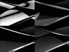 <b>黑色金属质感</b>