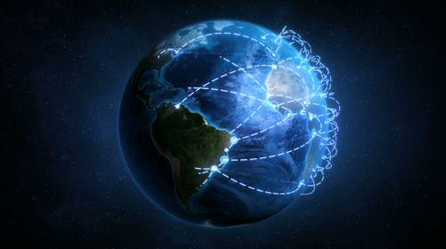 ae地球矢量图