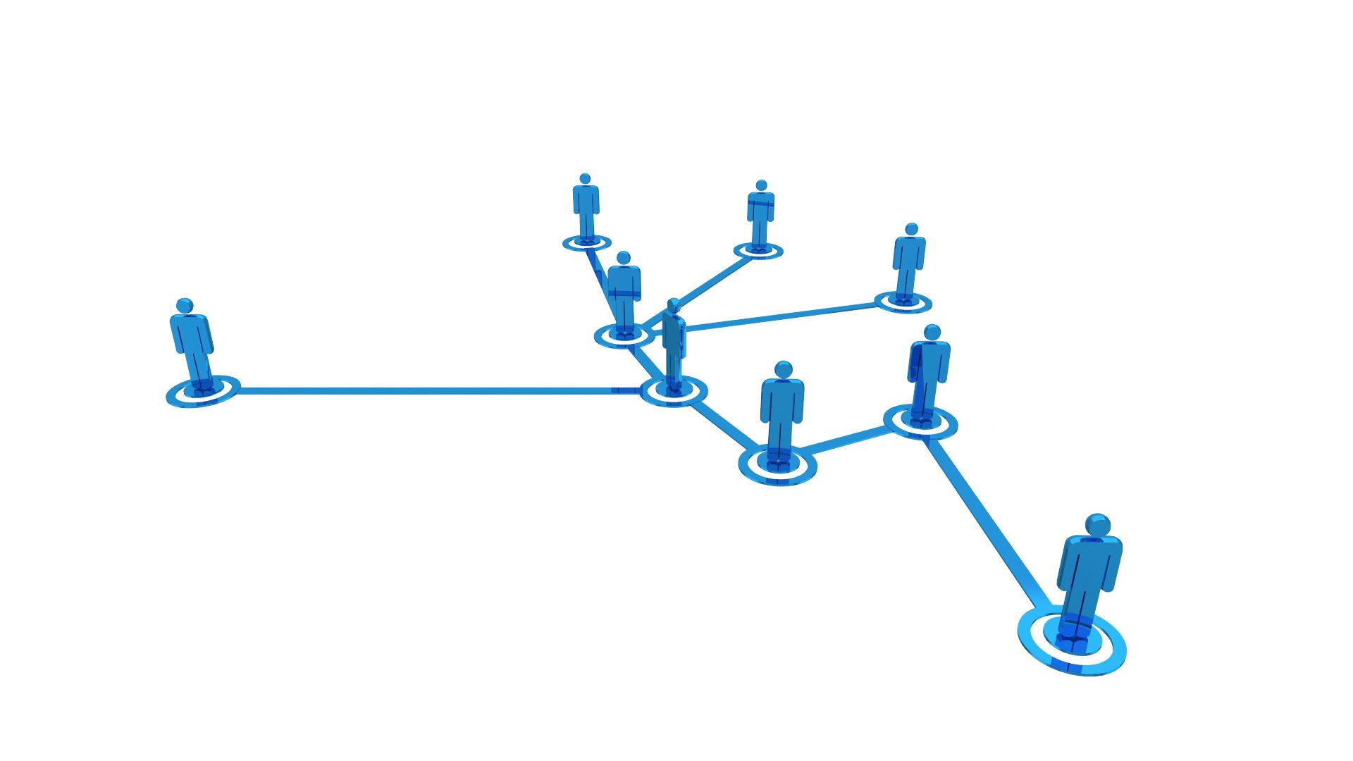 合作,人脉,关系,无缝循环