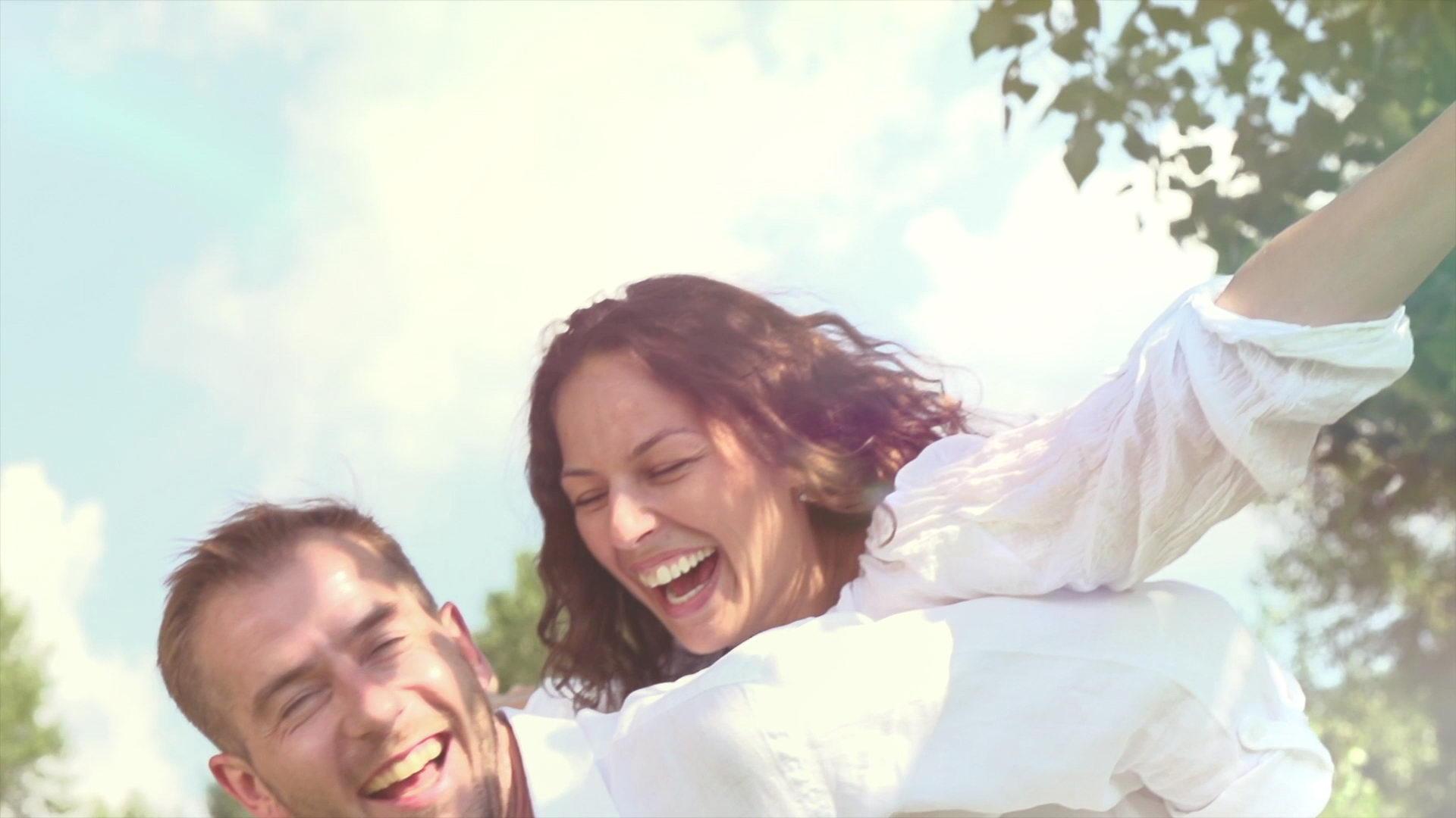 爱情,幸福,欢乐,男女