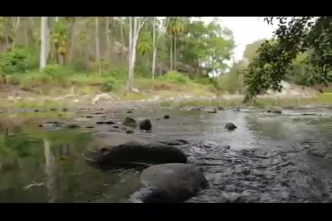 优美的卡那封峡谷,澳大利亚