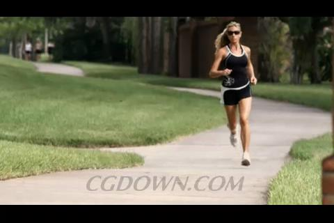 健身,跑步,运动,晨跑,健康,慢跑视频素材