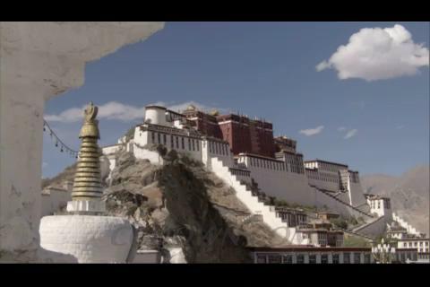 西藏,布达拉宫