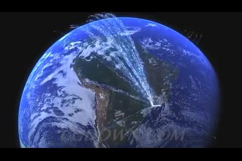 南美与北美的空中航线交通枢纽,南美,航线,交通