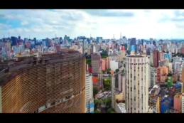 阿根廷城市延迟摄影