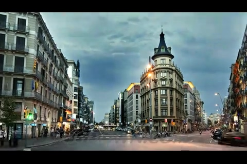 西班牙巴塞罗那城市人文,美食,西班牙,巴塞罗那