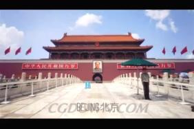 北京,天安门,天坛,长城