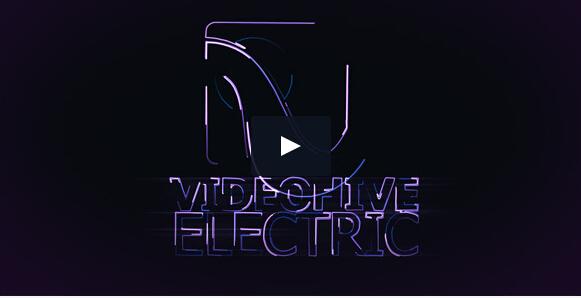 电流线条缠绕logo演绎,电流,线条,logo视频素材