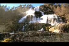 高清瀑布视频,瀑布