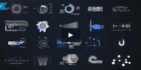 影视特效高清片头视频素材网,视频模板片头,ae模板下载