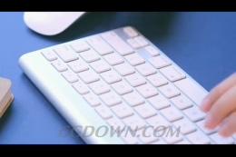 敲击键盘,苹果键盘,键盘输入