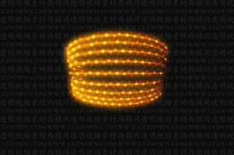 旋转空心灯环,T24