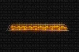 绚丽横幅金色璀璨字幕版式,T24