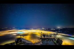 延时拍摄欧洲奥地利优美的风光,延时,欧洲,奥地利