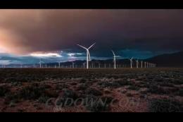 最新的超清晰优美的风光延时影片,延时