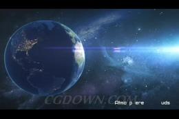 宇宙星系行星元素工程包