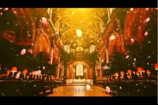 <b>欧式西式教堂浪漫婚礼背景</b>