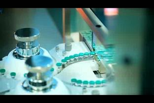 医药药品生产线,医药