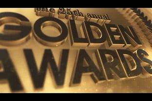 金色,颁奖,套装,盛典,视频素材
