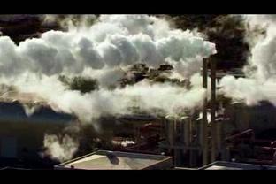 工业污染,污染排放,大气污染