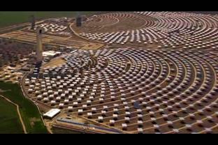 太阳能发电牧场,太阳能
