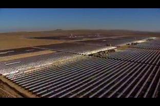 太阳能发电板牧场,太阳能
