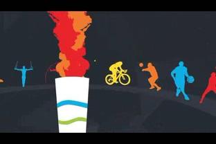 奥运体育运动会赛事全套栏目模板,赛事视频素材影视模板