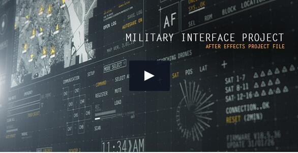 <b>4K超高清各种科技军事游戏hud动态图形,hud</b>