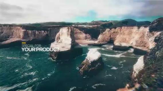 滑动多层幻灯影像展示,滑动,多层视频素材影视模板
