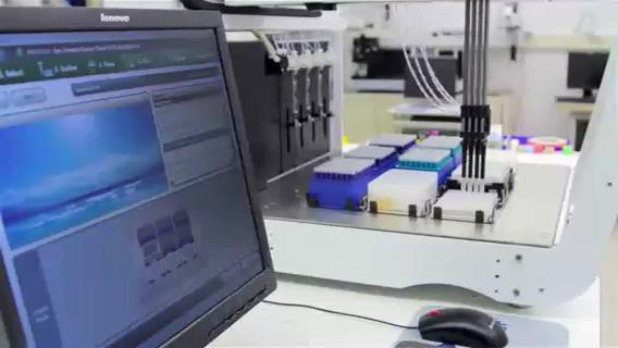 医药批量检测机械自动化,医药,检测