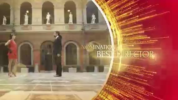 颁奖,黄金,盛典,粒子,盛世,绽放,视频素材