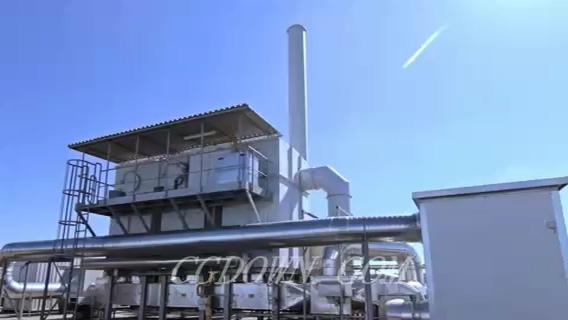 天然气能源管道工厂