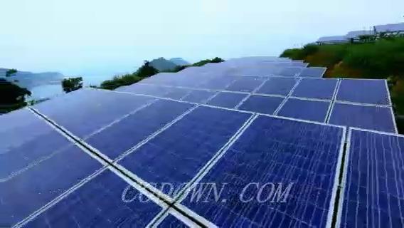 太阳能,太阳能集热板,太阳能牧场