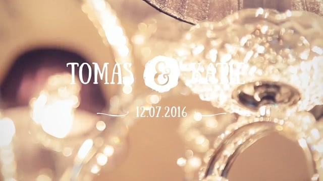 欧式浪漫婚礼片头标题文字展示,标题,婚礼