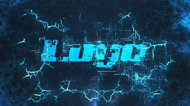 干扰,logo,演绎,信号,闪电,科技,炫酷,视频素材