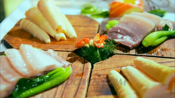 老百姓幸福生活烹饪美食酒店蒸炒煎煮海鲜美味烹饪学校