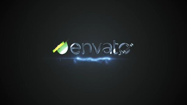 logo,能量,演绎,闪耀,科技,闪电,视频素材