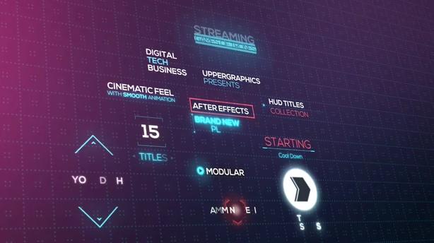 字幕,版式,标题,,闪烁,霓虹灯,杀手,未来,科技,银翼视频素材
