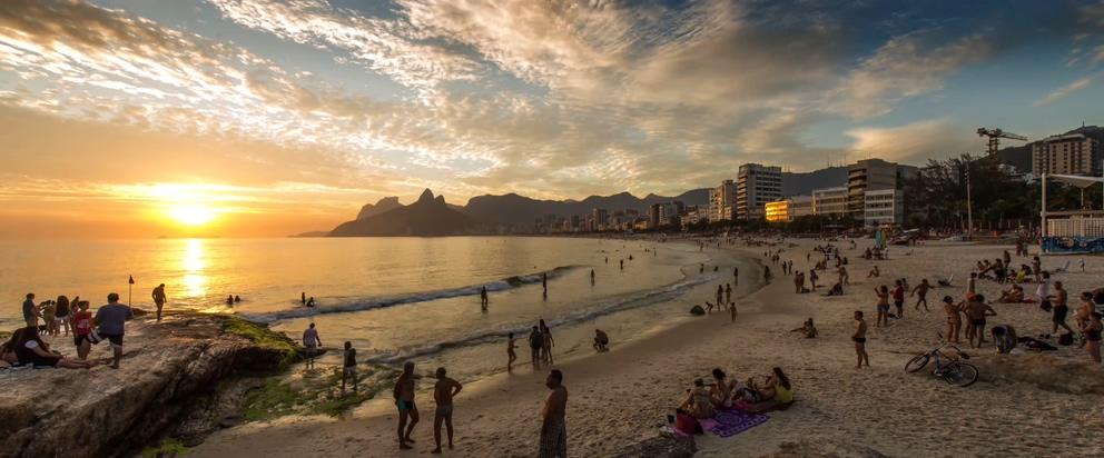 巴西里约热内卢4K旅游宣传视频